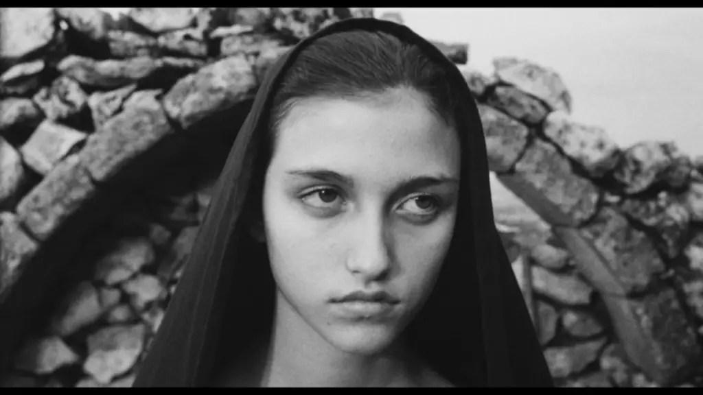 Maria ne Gesù ne Il Vangelo Secondo Matteo