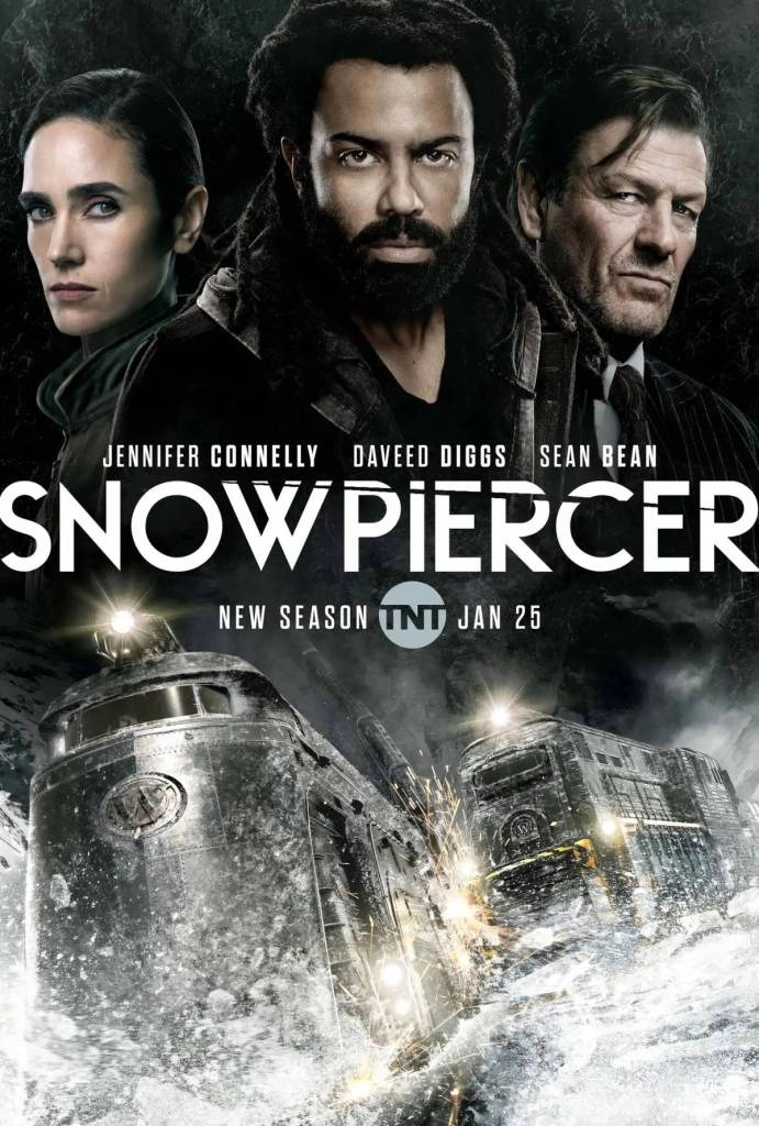 Snowpiercer 2 locandina serie tv