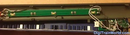 Dapol Class 156 (sans fonction) avec platine LED et décodeur Tams FD-R Basic