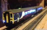 Dapol Class 156 DMU (+lighting & sound)