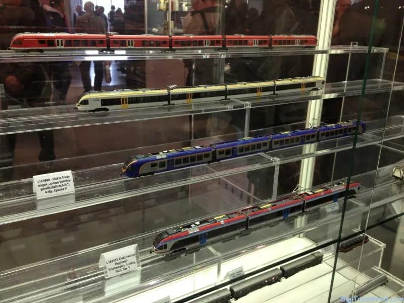 Train-palooza in Stuttgart for 3 days! (updated)