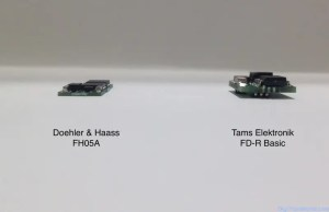 Tams FD-R Basic and DH FH05