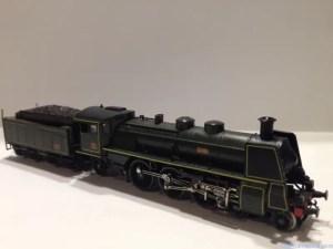 Arnold PLM Locomotive with smoke generator (DCC, Lokpilot Micro v4.0 ESU)