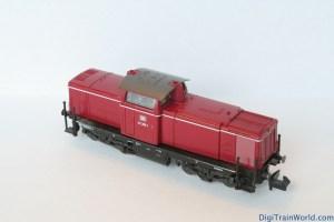 Fleischmann N - DB V100 DCC Conversion -