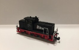 Hobbytrain BR 363 Cottbus DCC converted with extras