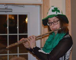 Jenny Carter - Flute