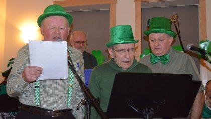 L to R - Henry Joosten, Len Gallant & Terry Gottschall - Vocals