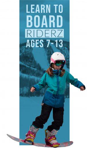 Riderz Board Lesson (Ages 7-14)a