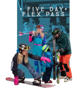 Five Day Flex Pass 2020/2021