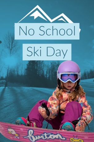 No School Ski Day!