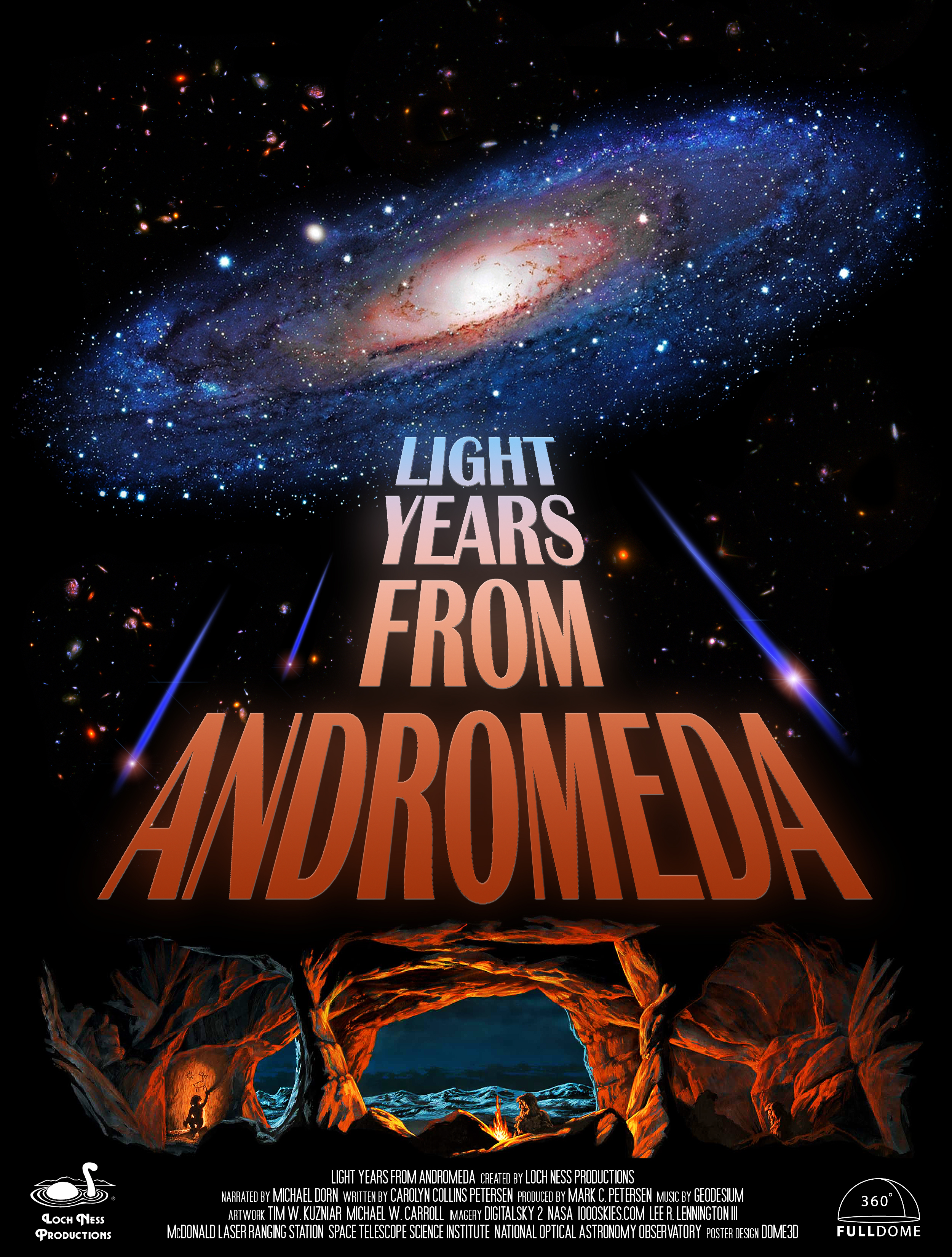 Lnp Light Years From Andromeda