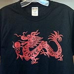 Locke T-shirt Black