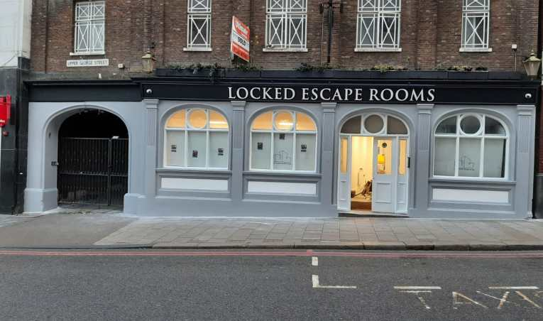 Locked Escape Rooms Luton – Opening Soon!
