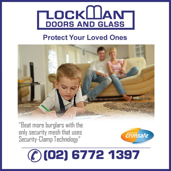 Protect Your Loved Ones Crimsafe
