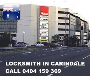 locksmith carindale