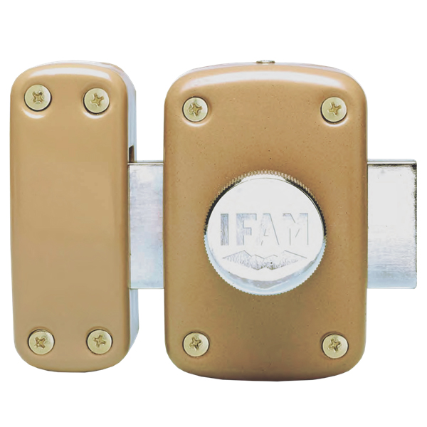 IFAM B5 Gate Lock with Thumb Turn
