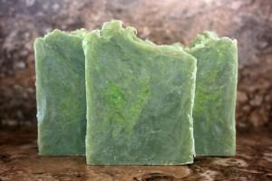 Avocado Aloe Cactus Water Soap