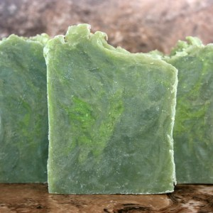 Avocado Aloe Cactus Water Soap