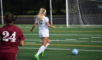 Allyson Brown Loudoun County Soccer