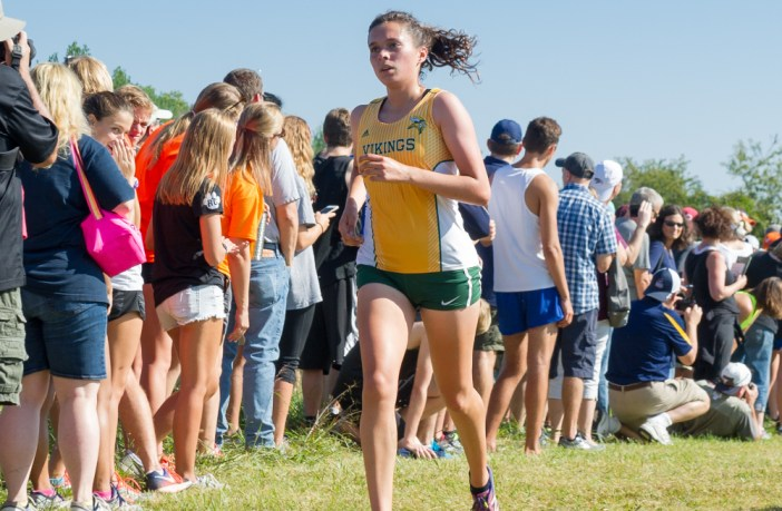 Natalie Morris Loudoun Valley Cross Country
