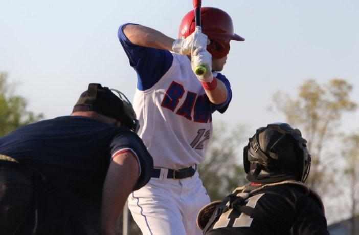 Trey Campbell Riverside Baseball