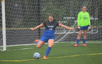 Olivia Severin Riverside Soccer