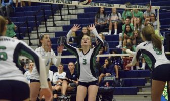 Meghan Cleary Woodgrove Volleyball