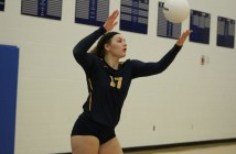 Ashley Rubino Loudoun County Volleyball