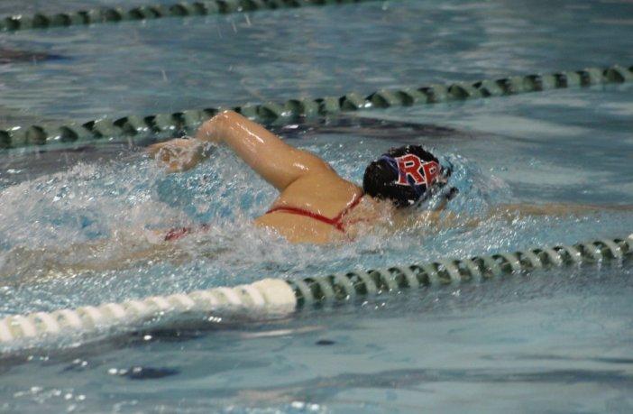 Gabby Zhang Rock Ridge Swimming