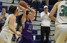 Heather Warnecki Potomac Falls Basketball