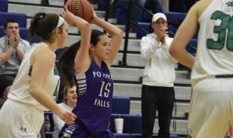 Heather Warnecki Potomac Falls Basketball