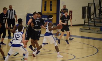 Henry Okoye Tuscarora Basketball