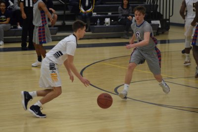 Pierce Brenner Loudoun County Basketball