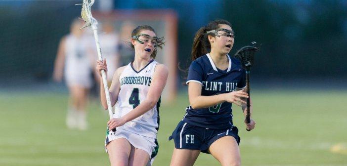 Girls Lacrosse: Woodgrove Falls to Tough Flint Hill Huskies