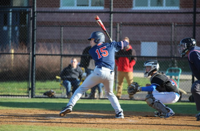 George Rosales Briar Woods Baseball