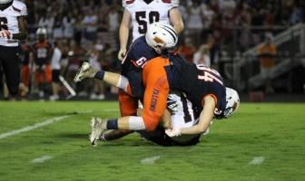 Logan Kotter Briar Woods Football