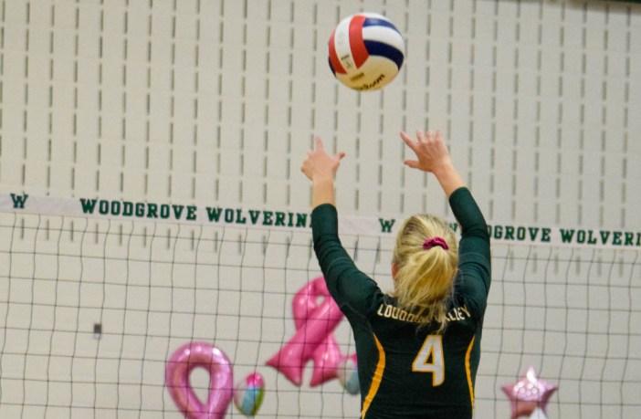 Danielle Conover Loudoun Valley Volleyball