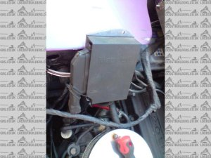 ford 20 DOHC ignition module wiring