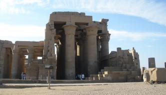 El Templo de Kom Ombo y el Pueblo Nubio