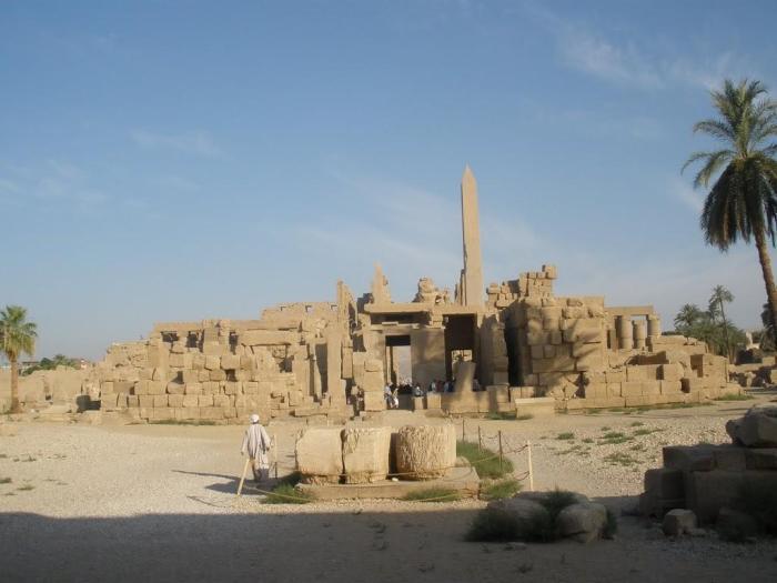 Templo del Karnak