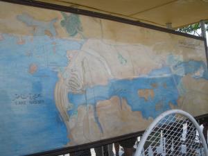 Egipto: Presa de Asuán