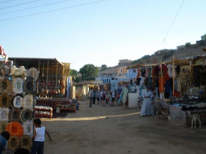 Egipto: Pueblo Nubio