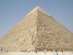 Pirámide de Kefrén