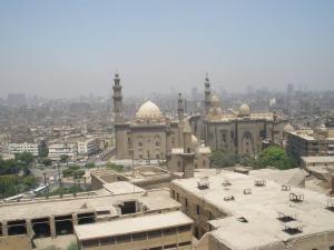 Mezquitas de Al-Rifai y del Sultán Hassán