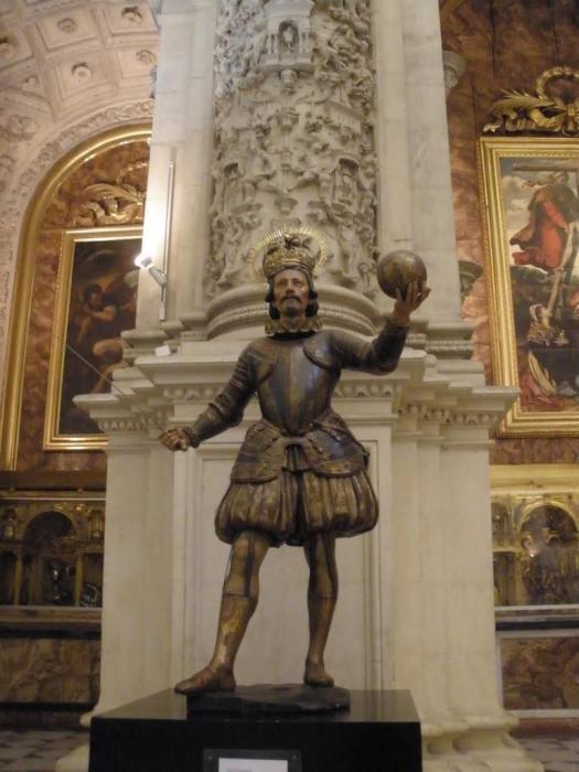 Tumba de Cristóbal Colón