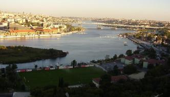 Estambul: La oración del viernes y un atardecer en Eyüp