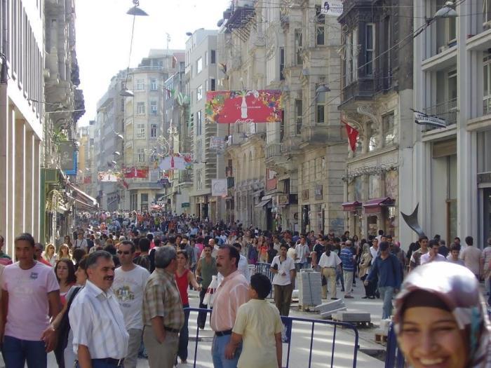 Istiklal Caddesi