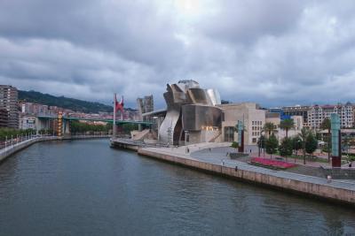 Bilbao: Museo Guggenheim