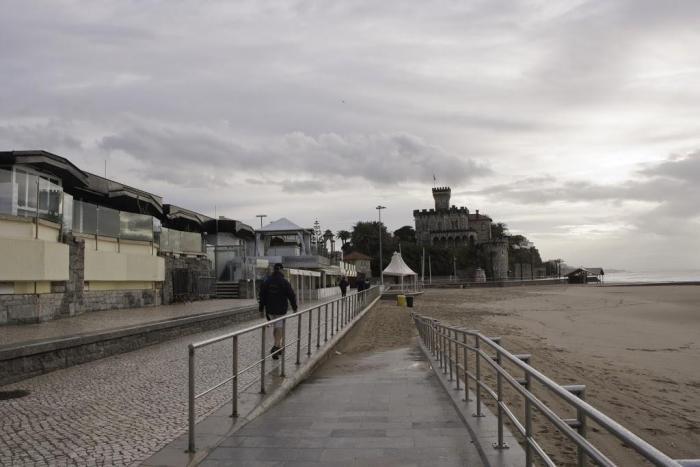 Estoril: Playa