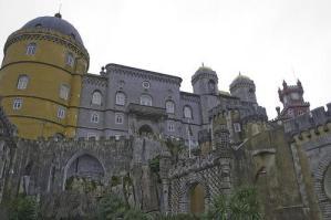 Sintra: Palacio da Pena